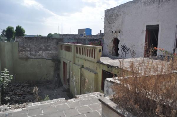 Edificio Abandonado VII (2011), Foto de Martha Vivar Coyotl