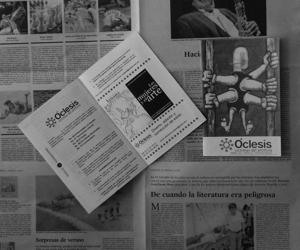 Revista Óclesis foto Óscar Alarcón