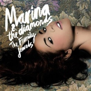 Portada del disco The Family Jewels de Marina & The Diamonds