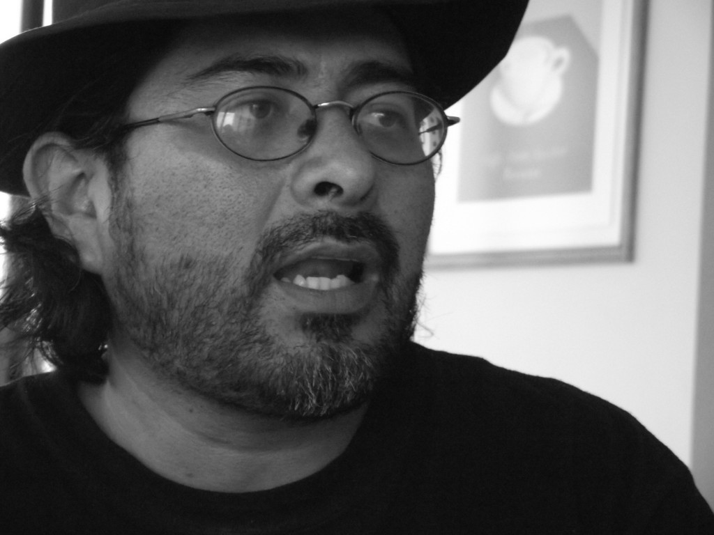 David Pedraza, foto por Jorge Durán