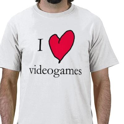 I Love Videogames.