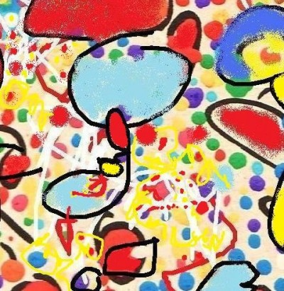 Pintura por Leo Lobos, 2009