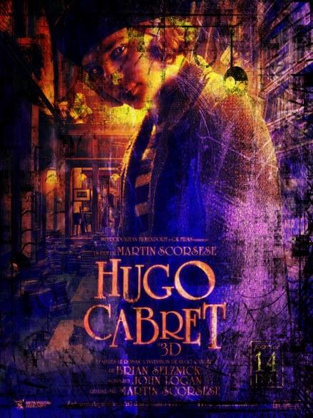 Hugo Scorsese, maipulación digital de Eugenio Amezcua para Neotraba