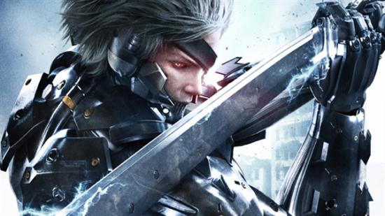 Arte de Metal Gear Rising: Revengeance. Imagen cortesía de Levsnake.