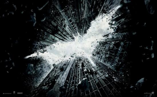 The Dark Knight Rises. Imagen tomada de la página Pop Watch.