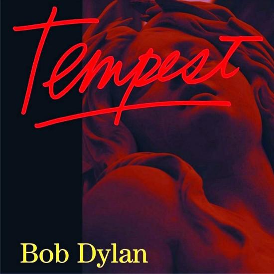 Portada de Tempest de Bob Dylan. Imagen tomada de RhythmCircus.co.uk.