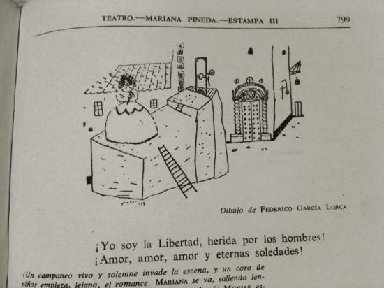 Dibujo, Rosa Borrás.