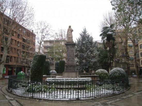 Plaza Mariana Pineda, foto Jorge Martos