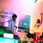 I Can Chase Dragons! en La Casa del Mendrugo. Foto por Jorge Durán.