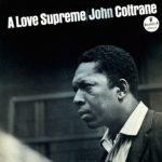 Portada de A love supreme de John Coltrane