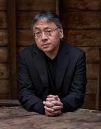 Kazuo Ishiguro foto de Jeff Cottendan