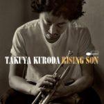 Portada del disco Rising Son de Takuya Kuroda